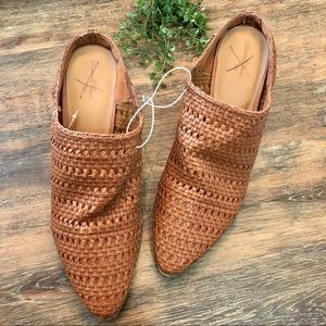 Brand new! Universal Thread Mules. Size 11